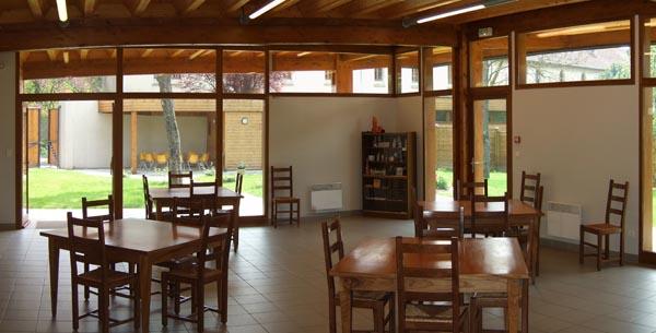 Salle Ste Agnès - intérieur