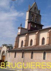 église de Bruguières