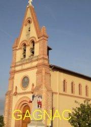 église de Gagnac