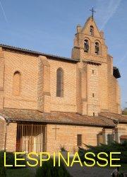 église de Lespinasse