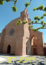 église de st jory