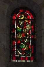 Saint Pierre de Montmartre, vitrail de Maurice Max-Ingrand (1953)