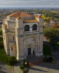 Basilique Sainte Germaine de Pibrac (31 - Haute-Garonne)